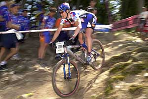 World Cup Mountainbike Cross Country